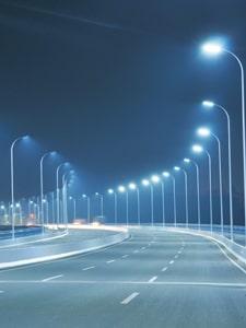 Đèn đường LED NVC Lighting