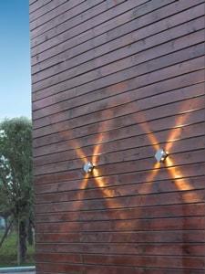 Đèn LED gắn tường NVC Lighting
