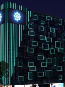 Đèn LED thanh ngoài trời NVC Lighting
