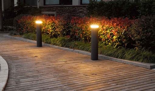 Đèn LED chiếu cây cỏ NVC Lighting