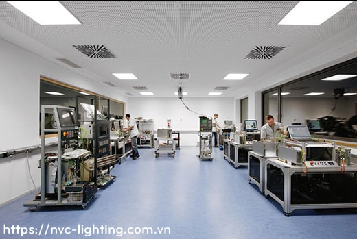 NPNLED4513 37W, NPNLED4514 43W – Đèn LED panel lắp đặt 3 trong 1 (lắp âm, lắp nổi & treo) khung bằng nhôm đúc phủ sơn tĩnh điện cao cấp chống oxy hóa, góc chiếu 110°