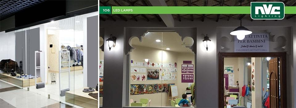 Bóng đèn LED NVC – Siêu sáng, Siêu bền và Tiết kiệm điện