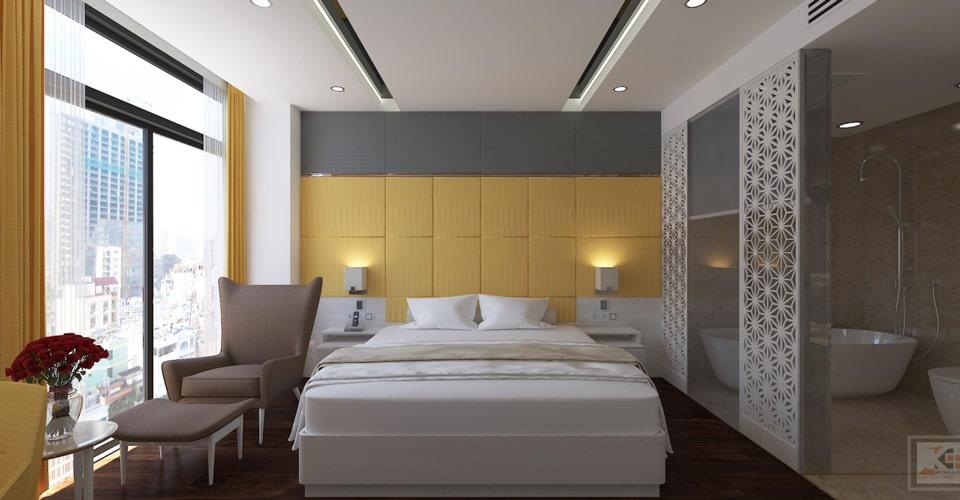 Đèn LED khách sạn NVC Lighting – Đẳng cấp, Tinh tế, Sang trọng