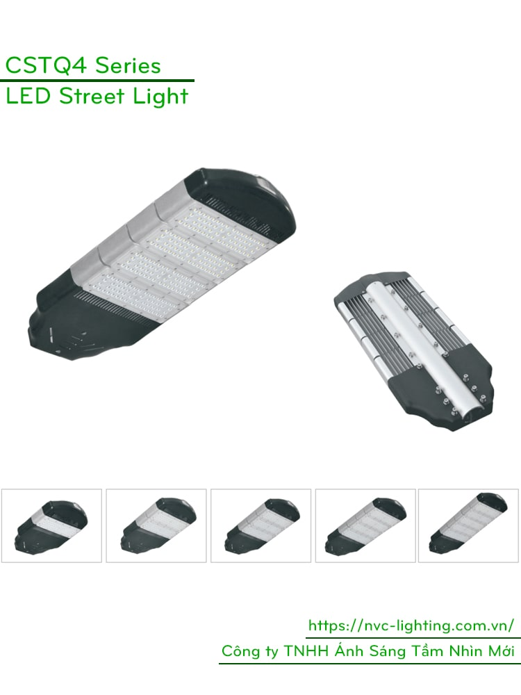 Đèn đường LED CSTQ4 Series