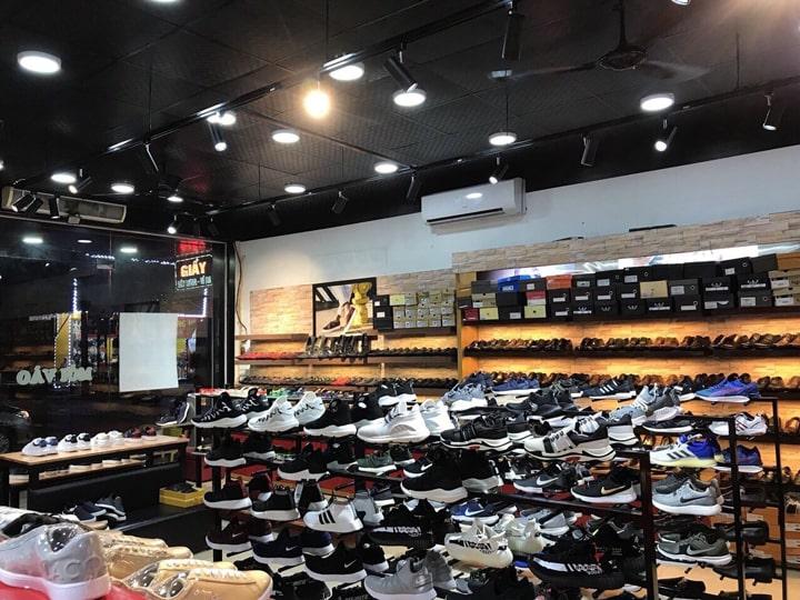 Hệ thống shop giày LaMes