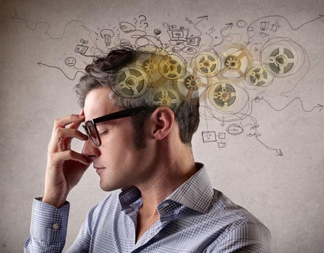 Làm việc bằng toàn bộ não tư duy