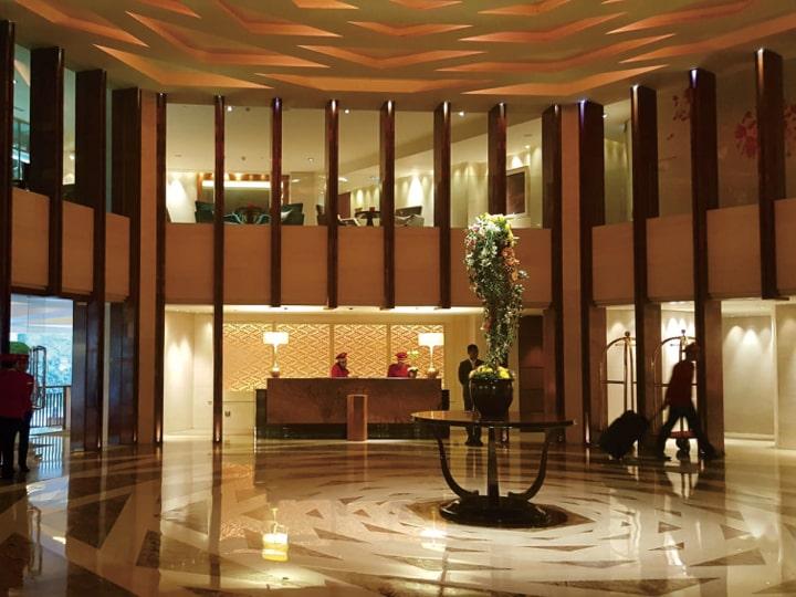 Mandarin Oriental Hotel – Indonesia
