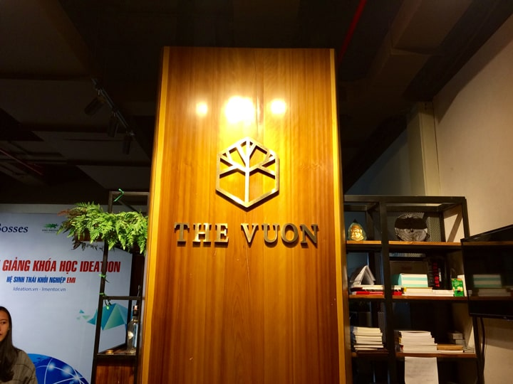 The Vuon Luxury Garden Office D2 Giảng Võ - NVC Lighting Dự án