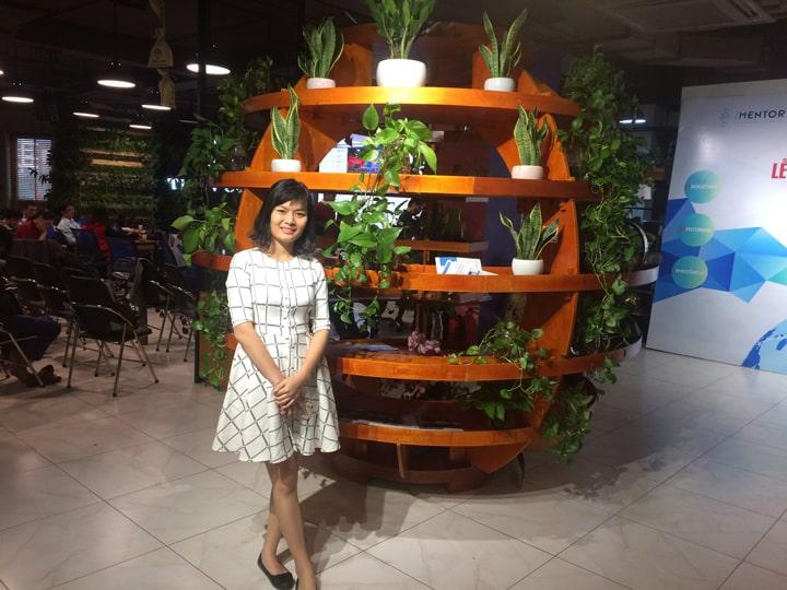 The Vuon Luxury Garden Office D2 Giảng Võ
