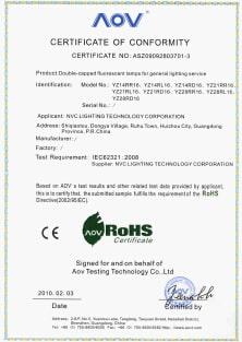 Tiêu chuẩn RoHS là gì? NVC Lighting Việt Nam - Tư vấn Kỹ thuật