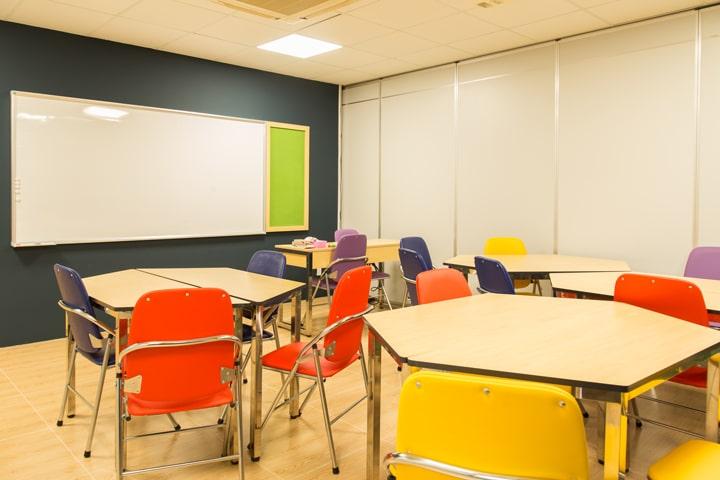 Hệ thống Trung tâm Giáo dục Everest - NVC Lighting Dự án