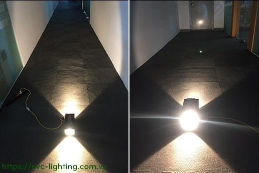 NWA255 COB 12W, NWA256 COB 2x12W – Đèn LED gắn tường ngoài trời thân vuông, chất lượng ánh sáng Ra > 90, độ sáng 900lm & 1800lm, IP65