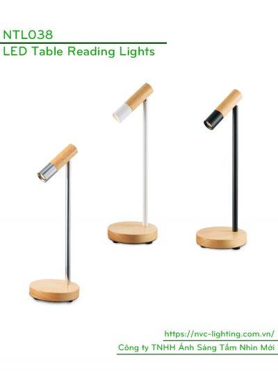 NTL038 - Đèn đọc sách để bàn