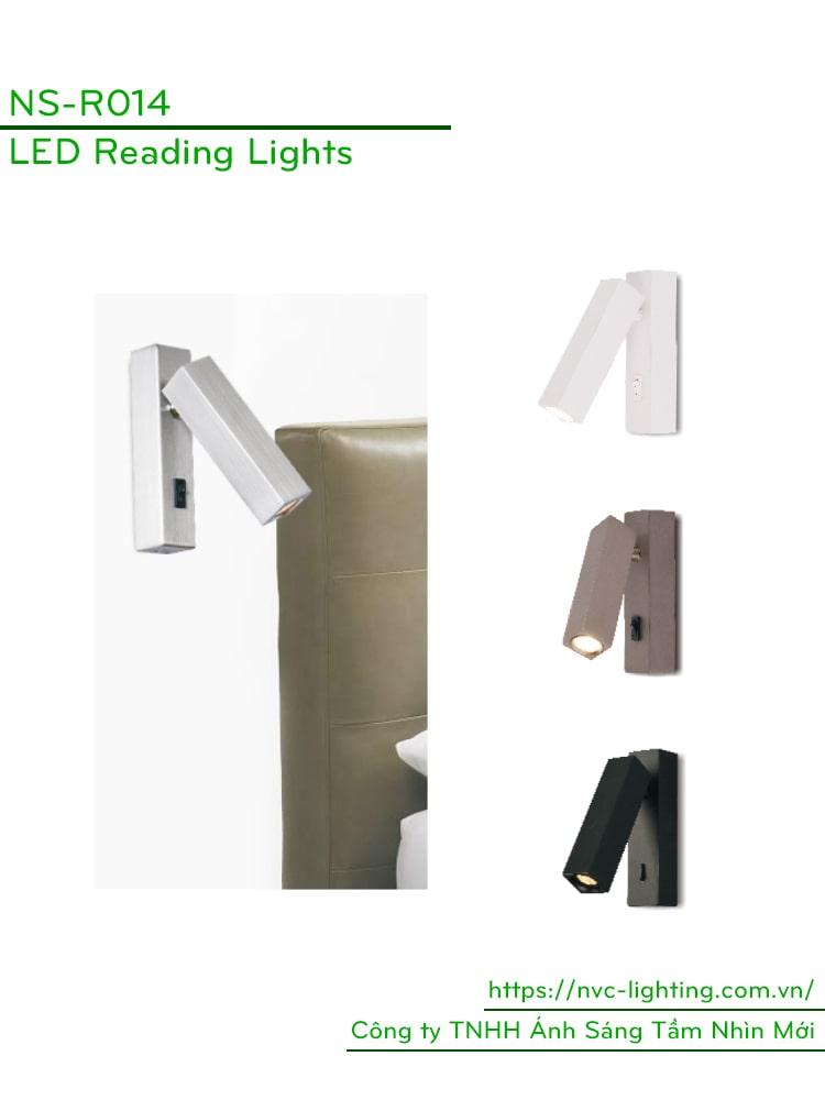 Đèn đọc sách gắn tường NS-R014
