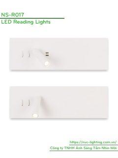 Đèn đọc sách gắn tường NS-R017
