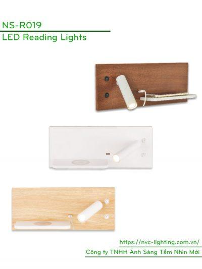 Đèn đọc sách gắn tường NS-R019