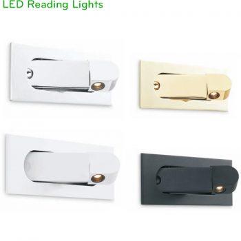 NWA323 - Đèn đọc sách gắn tường
