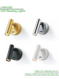 NWA330 - Đèn đọc sách gắn tường