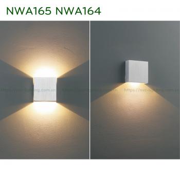 Đèn LED gắn tường NWA165 NWA164