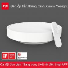 Đèn ốp trần thông minh Xiaomi Yeelight