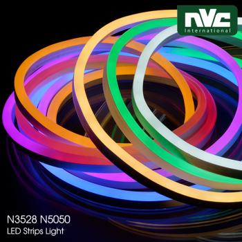 Đèn LED dây neon N2835 N5050 8W/m